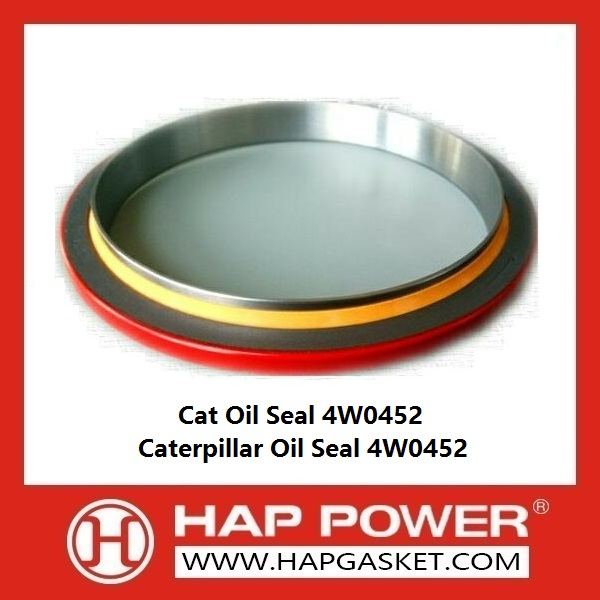 HAP-CAT-OS-009 Caterpillar Oil Seal 4W0452