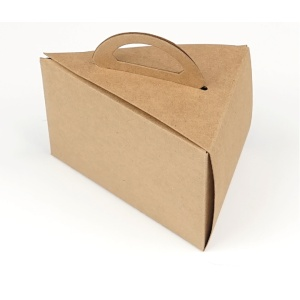 Hot Selling Custom Cardboard Triangle Packaging Box