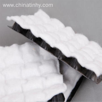 Dimpled Drainage Board with Geotextile for Dam Projects