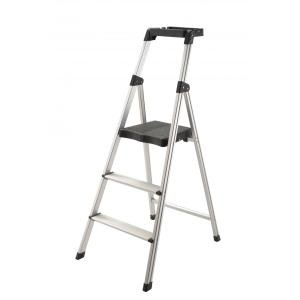 TRAY ALUMINUM LADDER