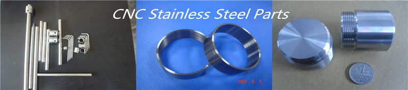 Stainless steel milling