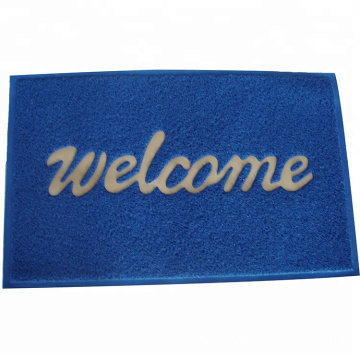 Welcome mats for front door floor mat