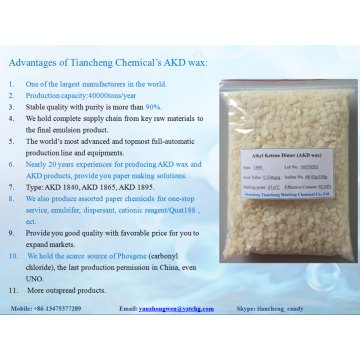Akd wax(Cas no:144245-85-2)