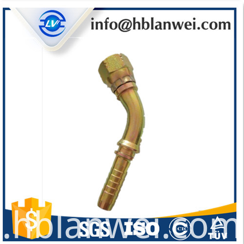 hose pipe fitting
