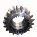 Stainless Steel Transmission Shaft Gear For Industrial Fan