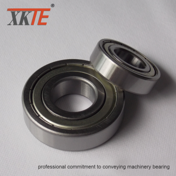 Iron Seals Bearing 6308 ZZ For Mining Machinery