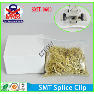 China New Product for China SMT Splice Clip,Splice Clip Connector,Splice Clip Manufacturer and Supplier SMT Brass Splice Clip supply to Saudi Arabia Factory