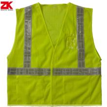 fire resistant high visibility jacket