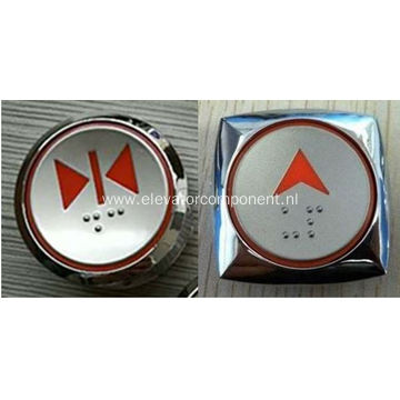 Push Button for Hyundai Elevator COP LOP