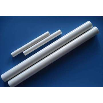 alumina solid ceramic rod shaped  high quality