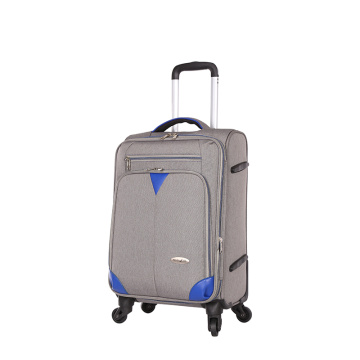 2017 newest 3pcs set fabric cheap luggage bags