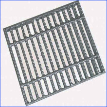 Twisted Pressed Welded Steel Grating