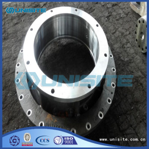 Customized suction steel mouth design