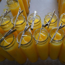 Factory Free sample for Wholesale 7 Day Candles 7 Days Glass Jar Religiou Candles supply to Italy Exporter