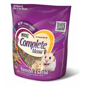 Hamster Food Packaging