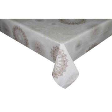 Elegant Tablecloth Brooklyn with Non woven backing