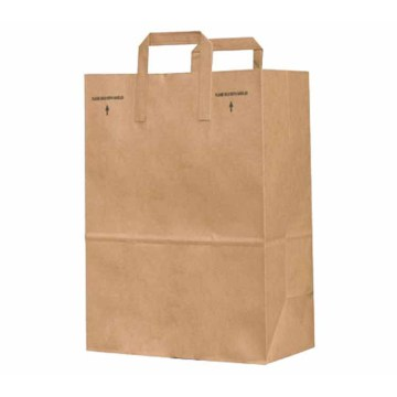 Eco-friendly Recyclable Luxuy High Quality Kraft Paper Bag