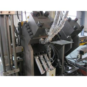 CNC Punching Marking and Shearing Line for Angles