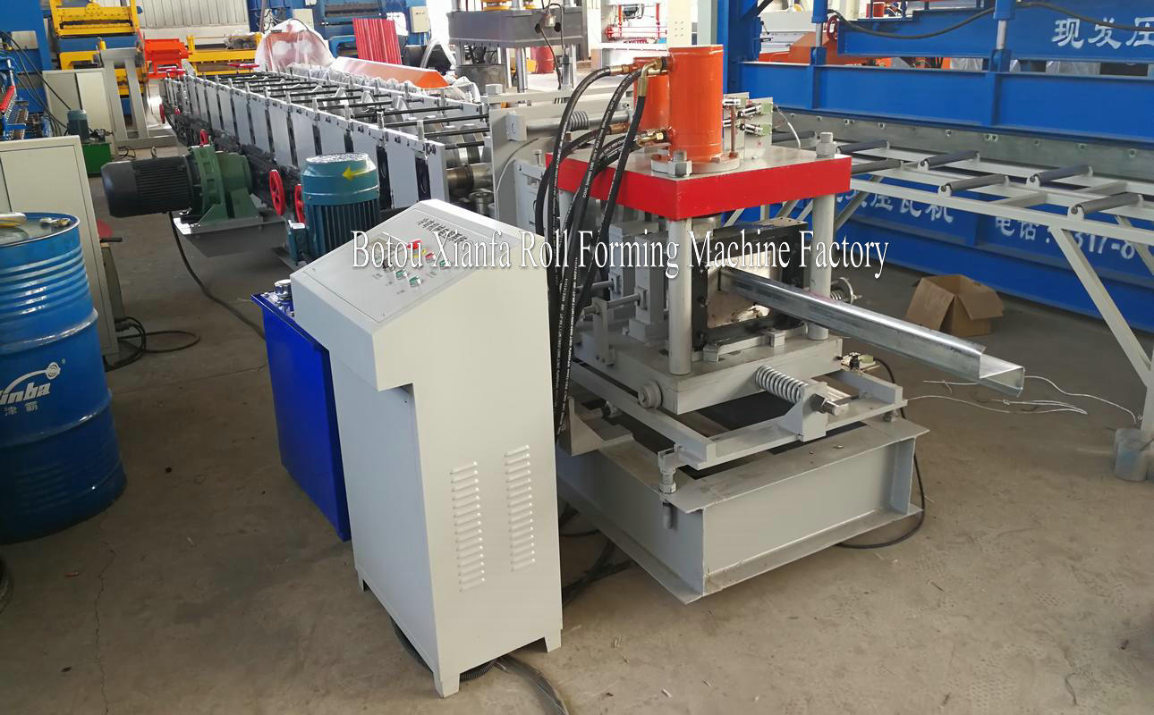 z stud roll foming machine