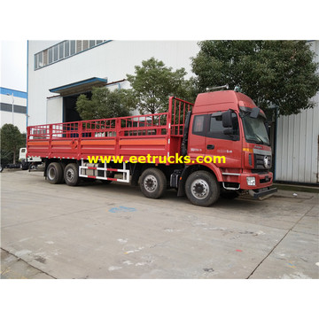 Foton 8x4 Heavy Wing Van Trucks