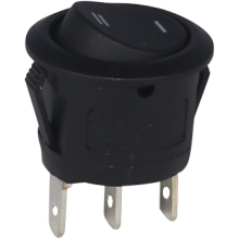 Best Quality for Supply Small-Sized Rocker Switches, Round Rocker Switch, Small Rocker Switch from China Supplier Electric Switch Covers export to British Indian Ocean Territory Supplier