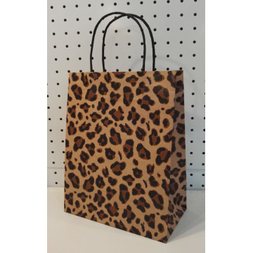 Hot Sale for for Brown Paper Bag With Twisted Handle Printed Brown Art Paper Bags With Handles export to Tajikistan Manufacturers