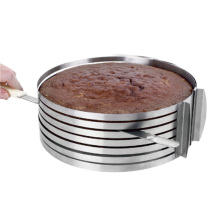 Reliable for Cake Ring Set stainless steel  cake case supply to Armenia Manufacturer