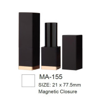 Magnetic Square Cosmetic Lipstick Container