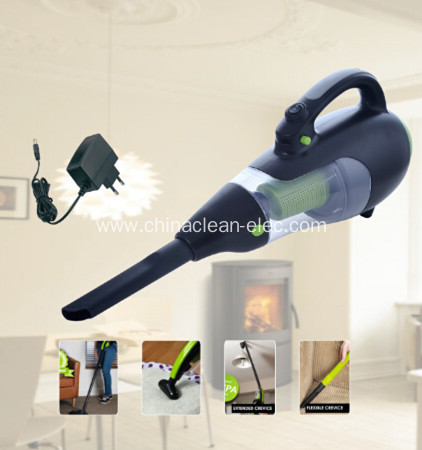 New rechargeable vacuum cleaner