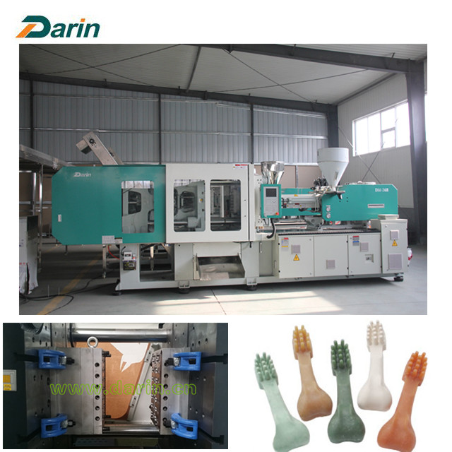 Pet Meat Stick Machine With Auto Tray System