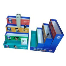 Color Student Stationery Storage Gift Box