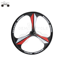 27.5 inch 3 spoke MTB Disc brake wheelset