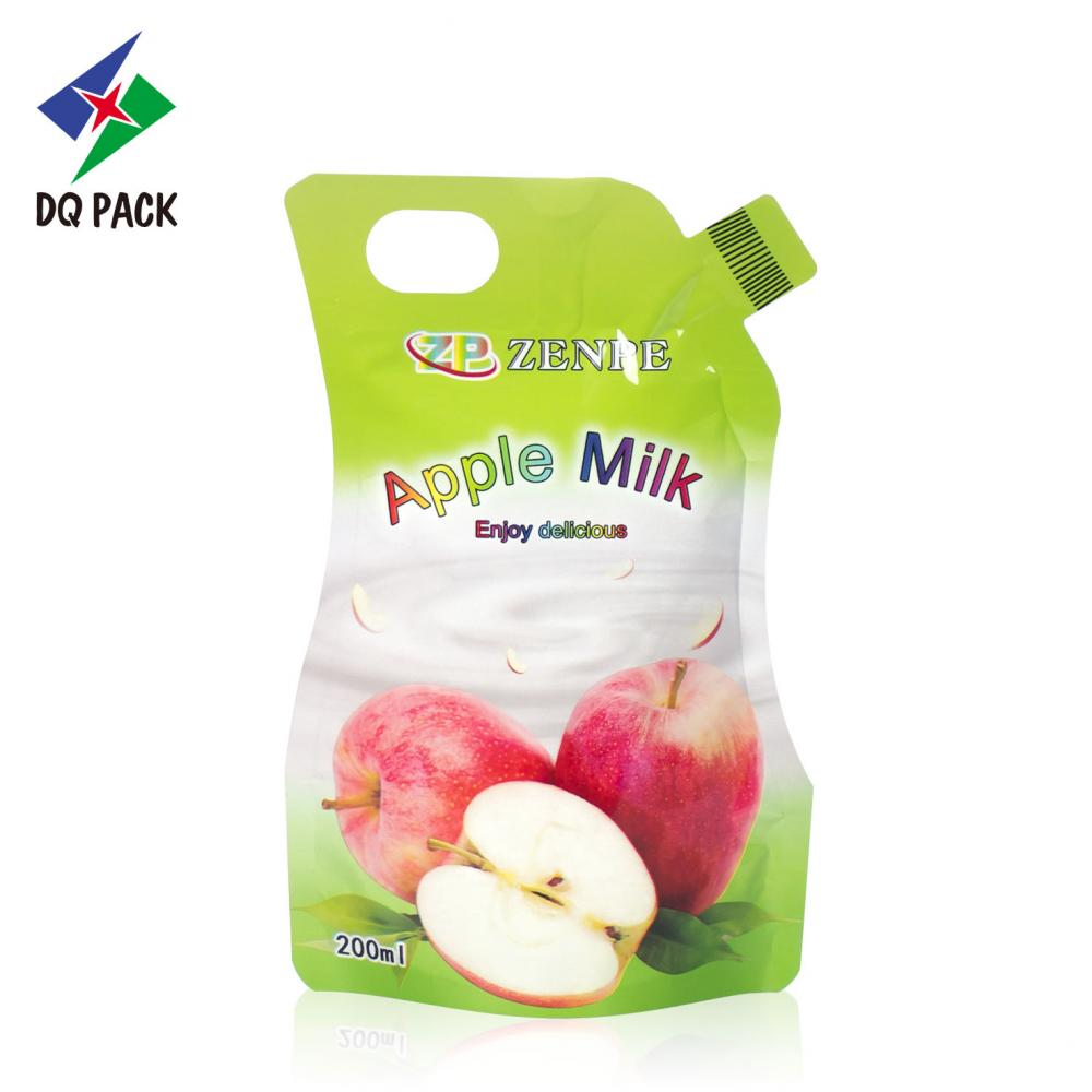 High quality injection juice packaging bag