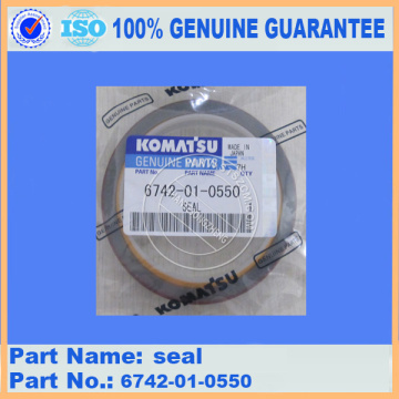 Komatsu floating seal 566-33-00010 for HD325-6