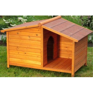 Factory source manufacturing for Wooden Dog House Weather Winter Proof Shelter Patio Dog House supply to Indonesia Manufacturers