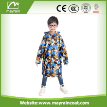 PVC Child Coverall Worker Overall Rainsuit