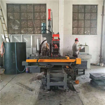 CNC Punching and Marking Machine
