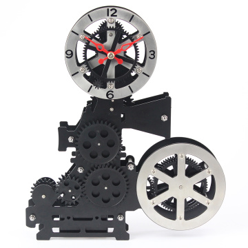 The Projector Gear Clock