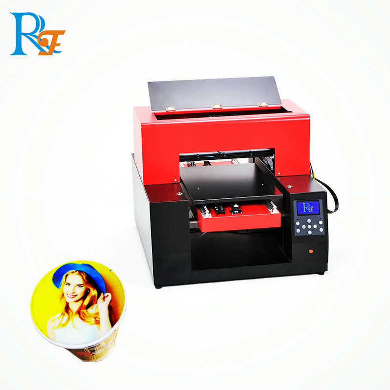 Coffee Printer Ripple
