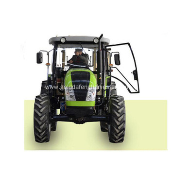 Super power CE cetificate high efficiency farmer tractor