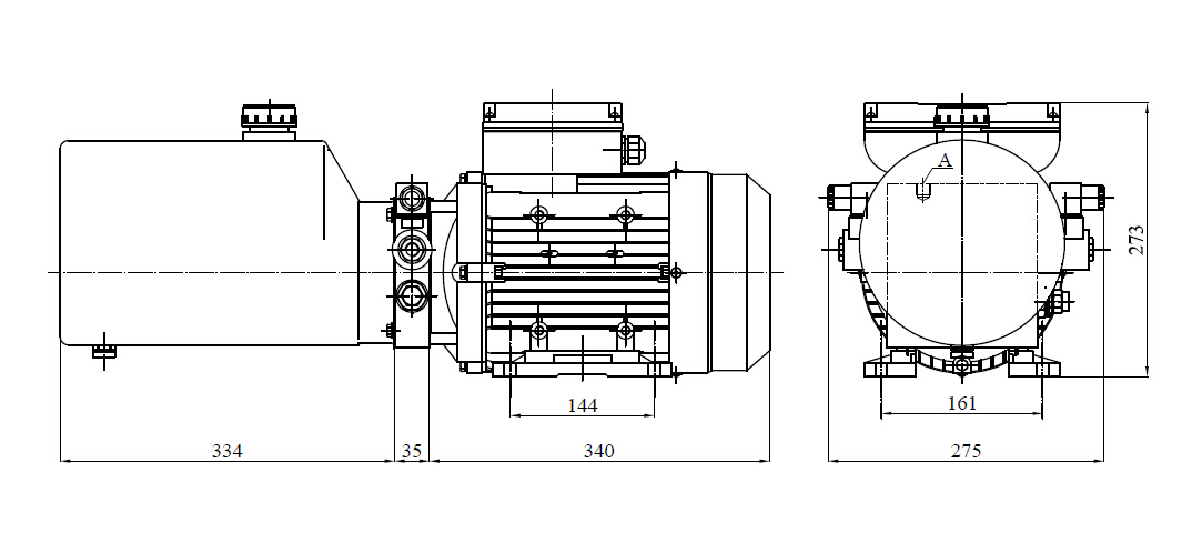 Power Unit for Aerial Work Platforms(2)