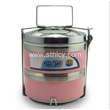 Stainless Steel Thermal Portable Lunch Box