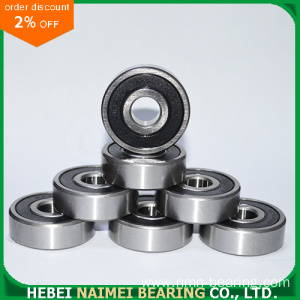 China Cheap price for China 6000 Series Deep Groove Ball Bearing, Low Noise Fan Bearing Ball Bearing Supplier High Performance Ball Bearing 6003-2RS export to United States Minor Outlying Islands Supplier