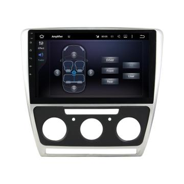 10.1 Inch Car Audio Systems GPS GPS SKODA Octavia