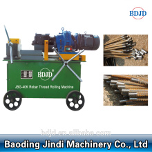 Hot New Products for Direct Sale Bar Thread Rolling Machine rebar rib-peeling and thread rolling machine export to United States Factories