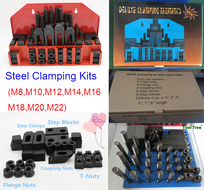 Steel Clamping Kits 4