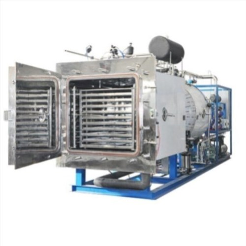 automatic commercial pharmaceutical freeze drying machine