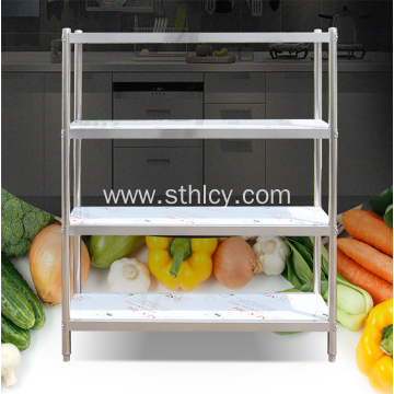 Hotel Kitchen Multi-Layer Stainless Steel Rack