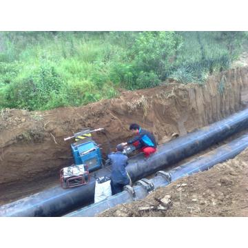 HDPE Butt Welding Pipe