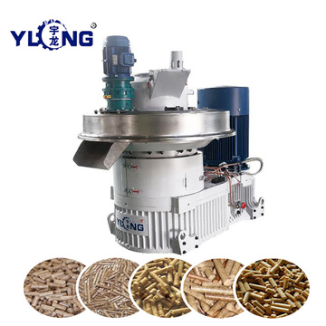 132KW Activated Carbon Pellet Processing Equipment